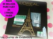 Pack belleza Pure Clay L'Oreal París