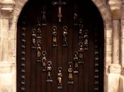 Cierre Puerta Perdón Monasterio Santo Toribio Liébana