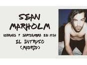 Sean Maholm intruso