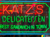 Katz's Delicatessen, York