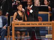 disculpó? reaccionó pastor manoseó Ariana Grande (@ArianaGrande)( (VIDEO)