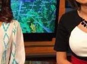 ¿Por celos? chica tiempo fracturó cráneo presentadora noticias canal #Wsaz #EEUU