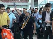 Diego Armando Maradona llego dirigir México