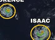 Tormenta tropical Isaac camino Venezuela