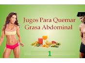 Jugo reductor para cintura abdomen