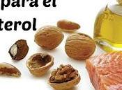 Dieta para reducir colesterol triglicéridos