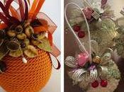 Ideas para reutilizar decorar esferas navideñas viejas