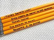 Cómo estos mensajes lápices impactado vida hijo