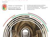 Master Interuniversitario Habilidades para Gestión Patrimonio Cultural