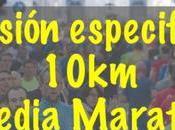 Sesión específica media maratón