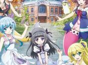 anime Colorful Pastrale ~from Bermuda Triangle~ anuncia reparto principal