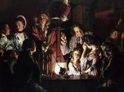 Joseph Wright, romántico pintó incertidumbre provocada revolución industrial