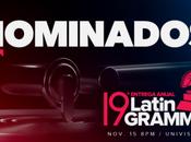 #LatinGrammyEnTNT: Series transmitirán Latin Grammy jueves noviembre