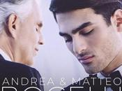"Andrea Bocelli presenta nuevo single ""Ven mi"", junto hijo Matteo"