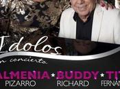 Palmenia Pizarro anuncia concierto Ídolos será último Caupolicán