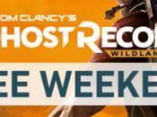 Juega Ghost Recon Wildlands gratis septiembre Xbox Live Gold