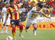 Resultados jornada futbol mexicano