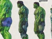 evolución Hulk películas