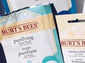 mascarillas Burt's Bees, natural para piel.