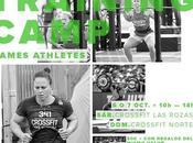 Alba Estrada Sara Alicia Training Camp: vida nuestras atletas Games
