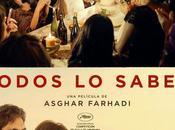 """""""Todos saben"""" Asghar Farhadi (2018)"""