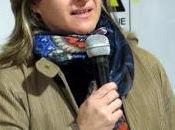 Laura Franco candidata Línea Azul Piedra Águila