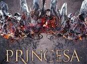 Reseña: Princesa cenizas Laura Sebastian