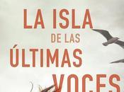 isla últimas voces, Mikel Santiago