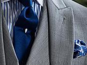 Chaqué gris claro medida mixto lana