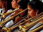 Orquestas infantiles Legislatura