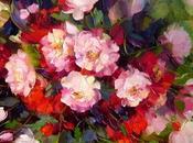 Octubre: Homenaje flores