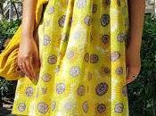 Vestido girasoles