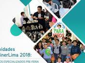 #MINERLIMA2018 Feria Internacional Minerales Lima NOV. Universidad Nacional Mayor Marcos FIGMMG