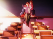 anime Domestic Kanojo, fechado Japón