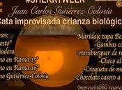 BESPOKE: «Cata improvisada crianza biológica» Juan Carlos Gutiérrez Colosía: Miércoles octubre 2018