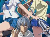 anime Strike Blood contara total episodios