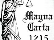 Carta Magna 1215 Inglaterra