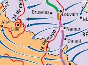guerra mundia. ataque alemán oeste: holanda, bélgica luxemburgo