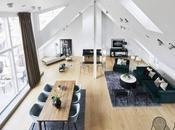 Extraordinario ático Estocolmo