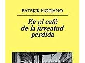 café juventud perdida, Patrick Modiano
