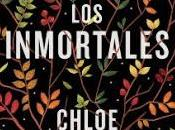 inmortales, Chloe Benjamín