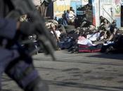 Presidente haitiano sale ileso medio nuevas protestas masivas Puerto Príncipe.