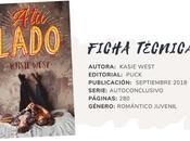 Reseña: LADO Kasie West
