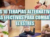Terapias alternativas efectivas para combatir Estrés