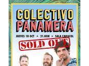 Colectivo Panamera Sala Caracol