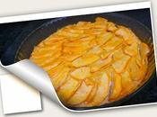 Tarta húmeda manzana avena