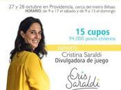 Aprendamos sobre juego consciente entrevista Cristina Saraldi