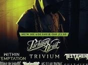 Resurrection Fest 2019: Within Temptation, Dying, Cradle Filth, Converge...