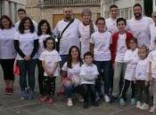 familia espeleológica Marcha Rosa