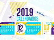 mejores calendarios 2019 gratis para imprimir